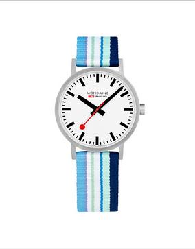 Armbanduhr Mondaine