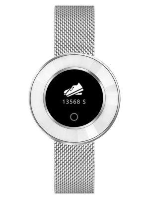 Smartwatch Atlanta Stahl