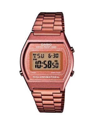 Armbanduhr Casio Stahl