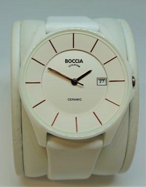 Armbanduhr Boccia Titan