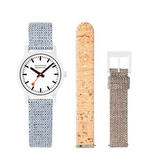 Armbanduhr Mondaine Set
