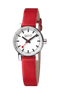 Armbanduhr Mondaine Stahl