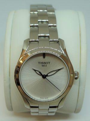 Armbanduhr Tissot Stahl T112.210